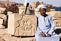 Rejs po Nilu, część 1