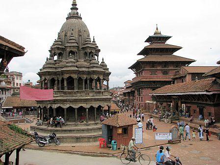 Nepal, czyli Himalaje