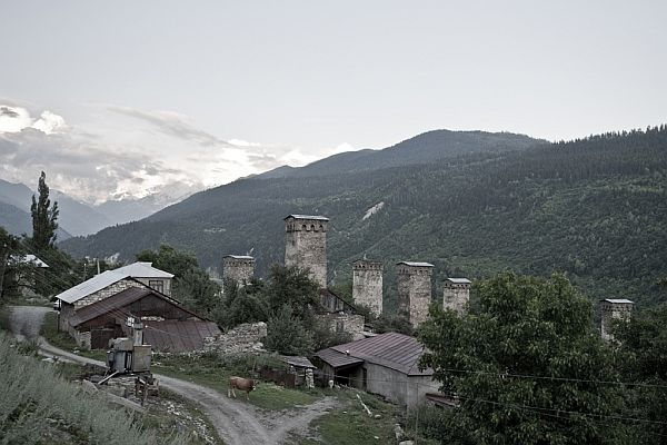 Gruzja Swanetia
