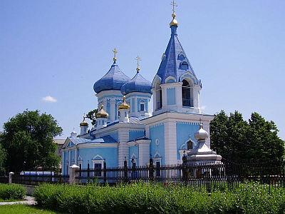 Mołdawia cerkiew