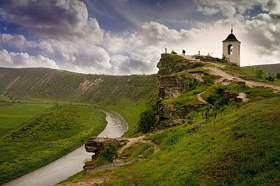 Moldawia Klasztor