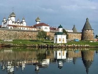 Wyspy Sołowieckie + Petersburg