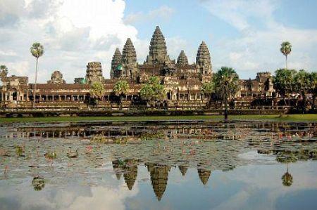 Kambodża – Laos
