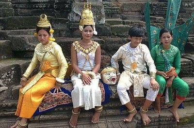 """Kambodża. Z festiwalu """"Pięć Smaków"""""""