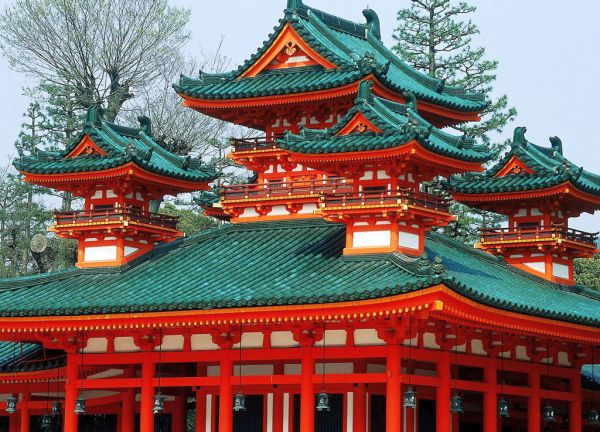 Japonia Kioto
