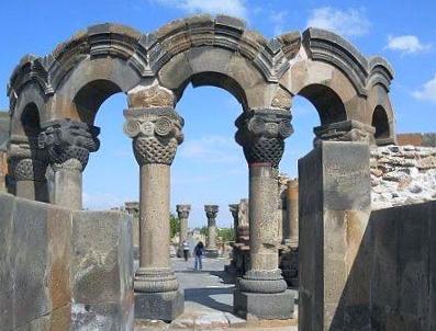 Armenia, Zwartnoc