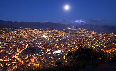 Boliwia, La Paz