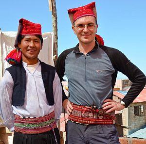 Mariusz Lewicki, Peru