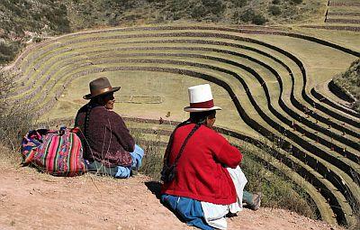 Peru, Moray