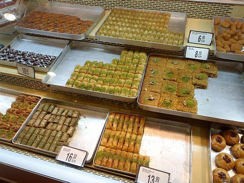 azerskie słodkości
