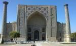Uzbekistan przyjazny turystom