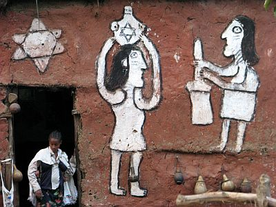 Etiopia. Felasha