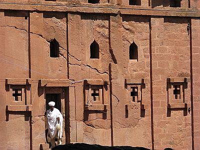Etiopia. Lalibela