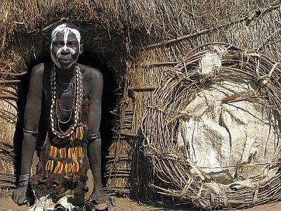 Etiopia niezwykła. Północ i południe