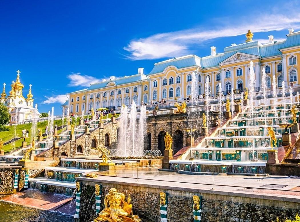Petersburg. Białe noce