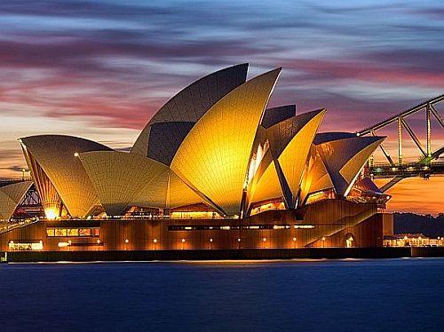 Australia z Tasmanią