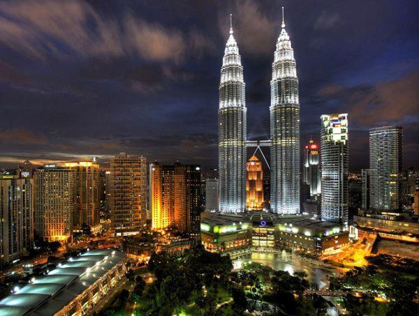 Malezja z Borneo – Brunei – Singapur