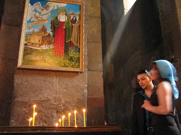 Pielgrzymka: Armenia – Gruzja