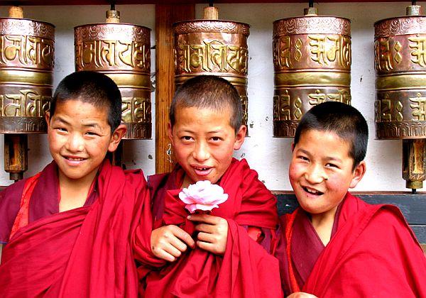 bhutan wycieczka