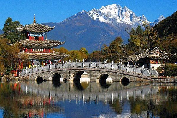 Staw Czarnego Smoka w Lijiangu