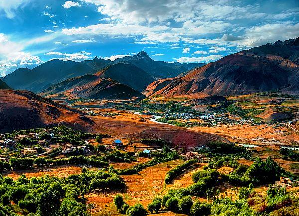 Indie: wyprawa do Kaszmiru, Zanskaru i Ladakhu