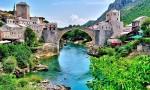 Turystyczne atrakcje Serbii, Bośni i Hercegowiny