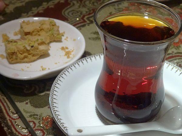 iran herbata