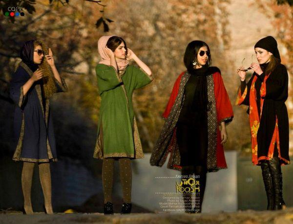 Iran stroje kobiety