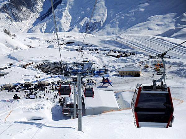 Wyjazdy na narty do Gruzji. Oferta
