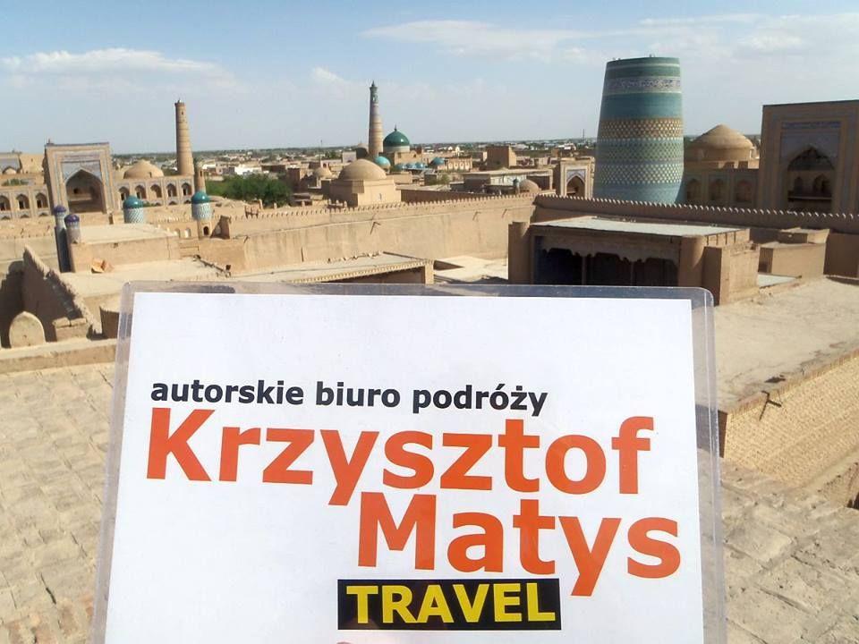 Wycieczka do Uzbekistanu. Opinie