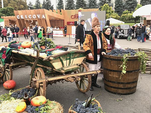 Mołdawia. Święto wina w Kiszyniowie