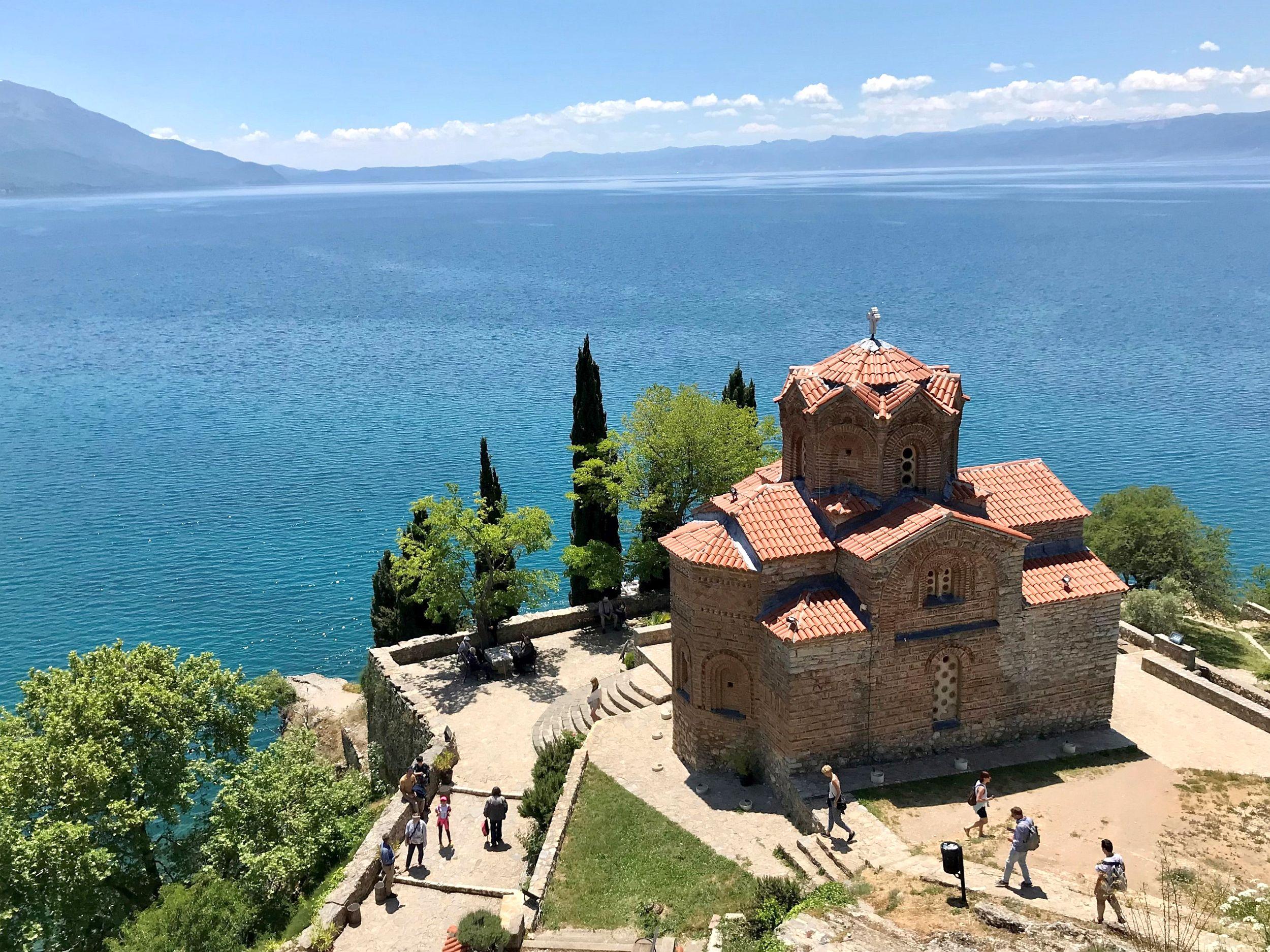 Wycieczka do Macedonii