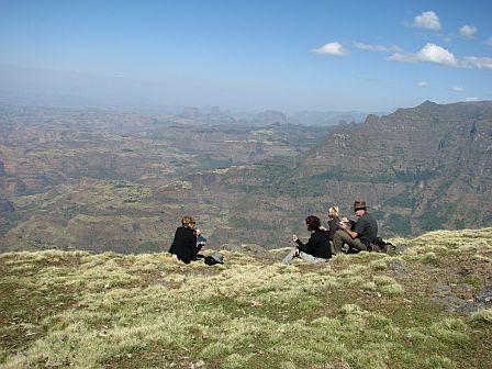 Lunch w Górach Siemen
