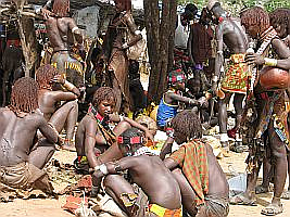 targ w etiopii