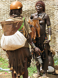 handlujące etiopki