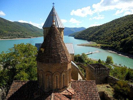 Gruzja, Ananuri