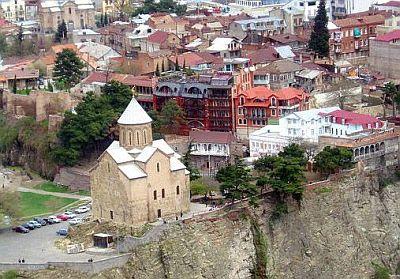 Tbilisi - Stare Miasto